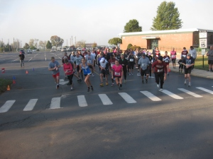 And, they are off!  2013