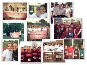 Friends Running for Hope Series!