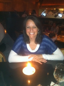 Birthday at Cheesecake Factory, 2012.