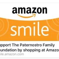 Amazon Smile! & PFF